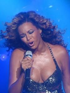 Waga Beyonce?