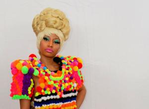 Nicki Minaj 2011 autor: Christopher Macsurak